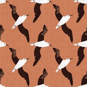 Bird Alphabet - A is for Albatross