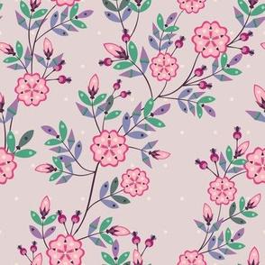 Dakota Prairies: Rose (pink version)