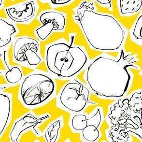 Fruits & Roots - Medium- Banana