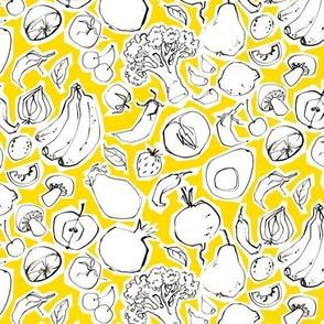 Fruits & Roots - Small - Banana