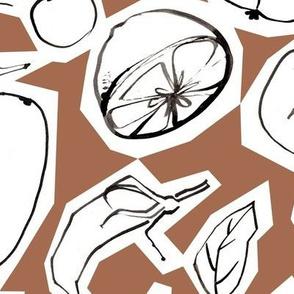 Fruits & Roots - Large - Mushrooom