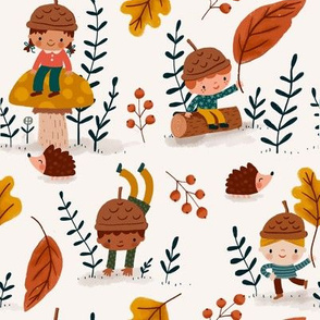 Autumn cuties