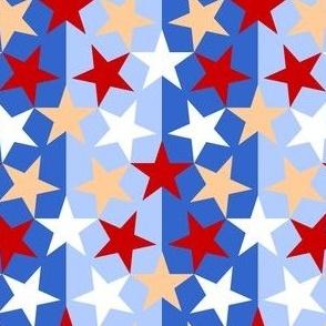 01058304 : U53 stars + stripes