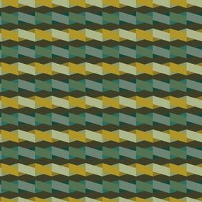 Diagonal weave - glade