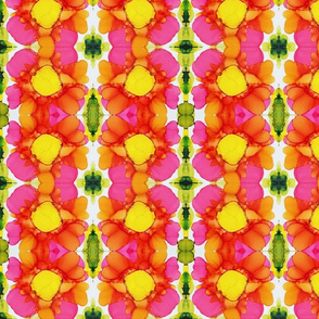 Tangerine Cosmos No. 1