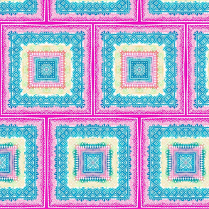 Pastel Kalidescope of Whimsy