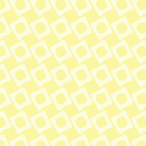 Yellow Kanako with White
