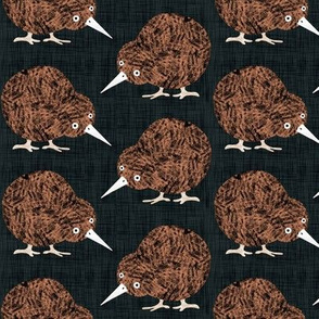 Bird Alphabet - K is for Kiwi