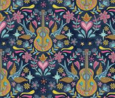 happy rock music jeans stiches artistic voice dc