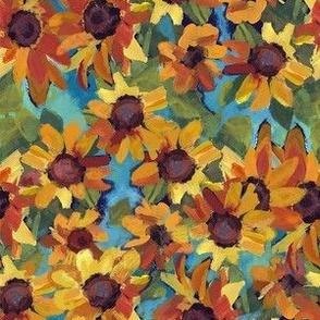 Small Sunflower Joy