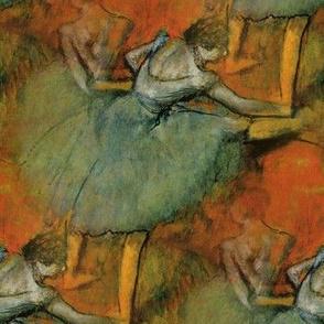Degas Dancers at the Bar (large)