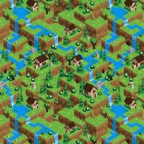 Isometric Land