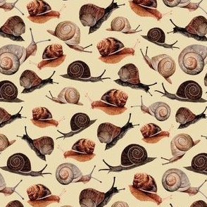 Small Scale A Slew of Snails
