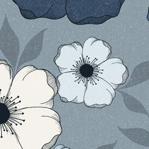 JUMBO Anemone Floral - classic