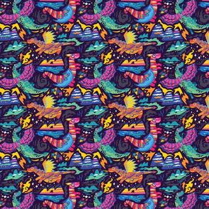 Night dragons