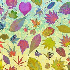 fantasy whimsical fall