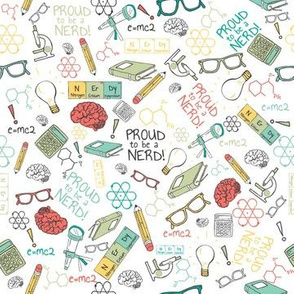 Proud to be a Nerd!