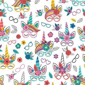 unicorns with glasses