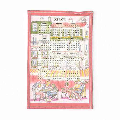 2021 Cafe Calendar