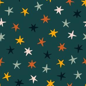 Autumn stars.