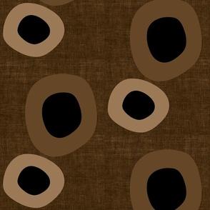 Japandi  circles