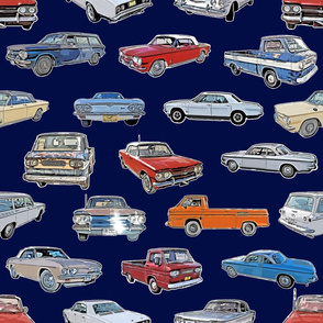 Corvair All Over