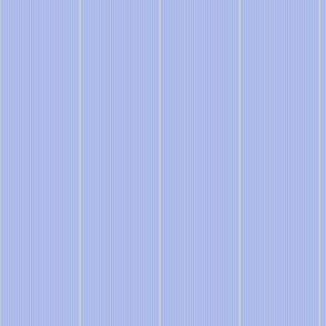 Mini Stripe -- Blue