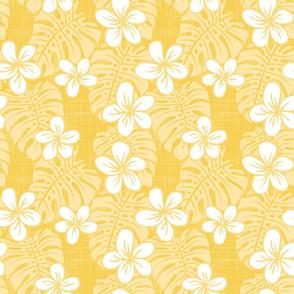 Pale Yellow Garden