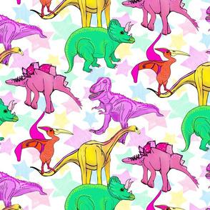 Dancing Dinosaurs
