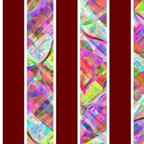 cut glass stripe madeira