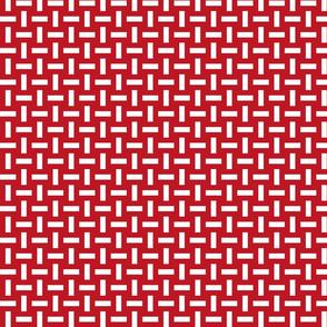 Hidden flag of canada - tiny scale