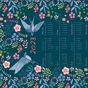 Yuna's calendar 2021