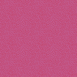 Dots scattered pink