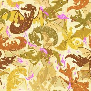 Yellow Dragons