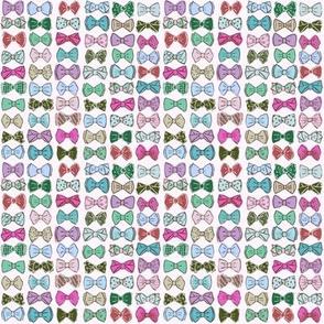 Bow Ties - Pink SM