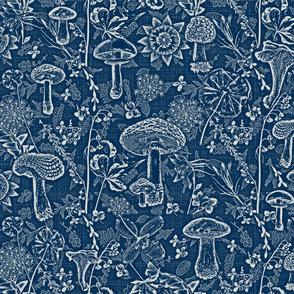 mushroom garden indigo
