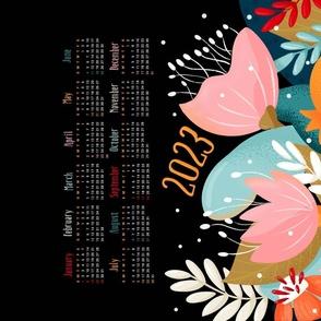 Flowers - Calendar 2021