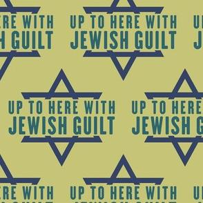 Jewish Guilt Trip Chartreuse