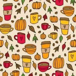 Pumpkins & Coffee