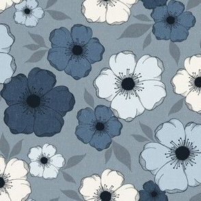 Anemone Floral - classic