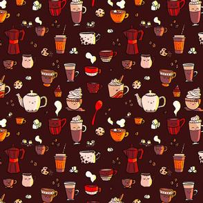 Hot drinks