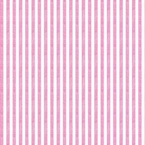 "Washed Hot Pink 3/8"" Stripe"