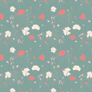 Flower_meadow_green