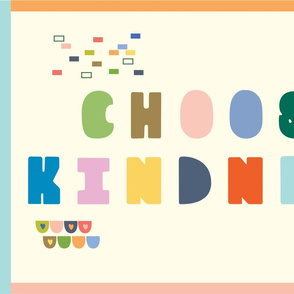 Choose Kindness Tea Towel