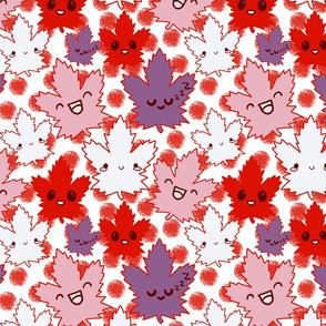 Kawaii Red Maple