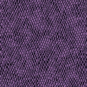 ★ REPTILE SKIN ★ Purple - Small Scale / Collection : Snake Scales – Punk Rock Animal Prints 4