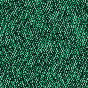 ★ REPTILE SKIN ★ Green - Small Scale / Collection : Snake Scales – Punk Rock Animal Prints 4
