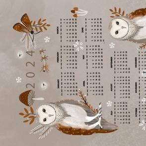 magicalowl calendar