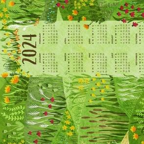 2021 Calendar- on the Prairie