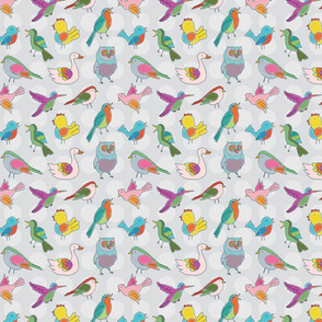 Sketchy Birds